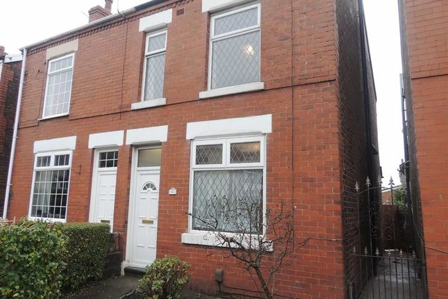 Thumbnail Semi-detached house to rent in Cherry Tree Lane, Great Moor, Stockport