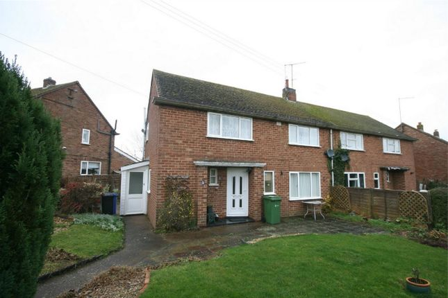 3 bed semi-detached house for sale in Connegar Leys, Blisworth, Northampton