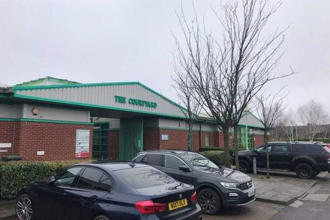 Thumbnail Office to let in The Courtyard, Stenson Road, Coalville