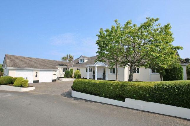 Thumbnail Detached bungalow for sale in Booilushag, Ballajora Hill, Ballajora, Ramsey, Isle Of Man