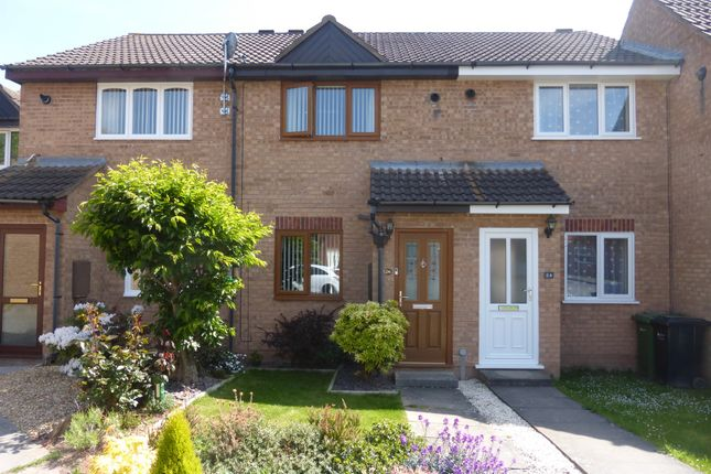 Thumbnail Terraced house for sale in Chatsworth Road, Bobblestock, Hereford