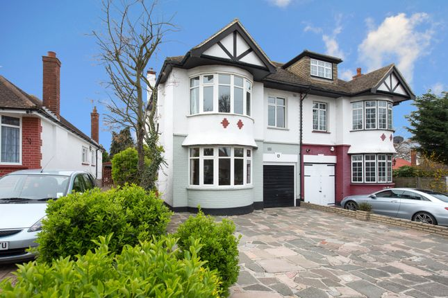 Thumbnail Semi-detached house for sale in Somerset Avenue, Westcliff-On-Sea