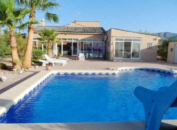 Thumbnail Villa for sale in Spain, Valencia, Alicante, Albatera