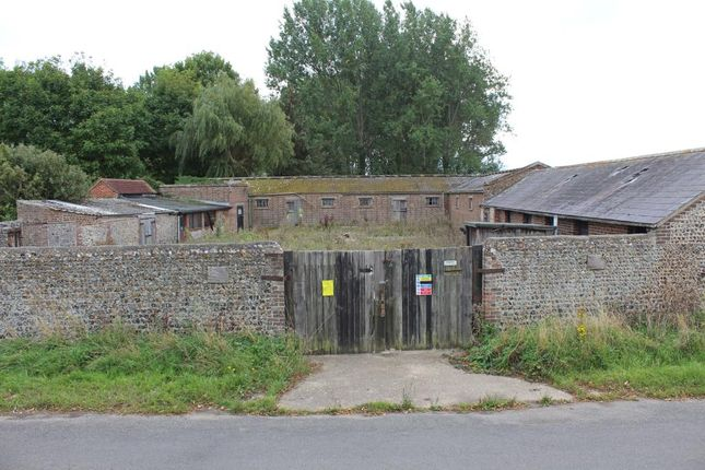 Thumbnail Commercial property for sale in Kents Yard, Brookpit Lane, Climping, Littlehampton, West Sussex