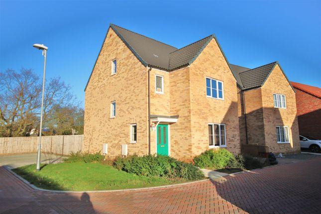 Thumbnail Detached house for sale in Ken Gatward Close, Frinton-On-Sea