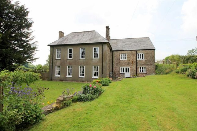 Thumbnail Semi-detached house for sale in Trelleck, Monmouth