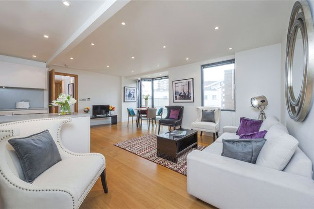 Living Room Of Hyde Park Square London W2