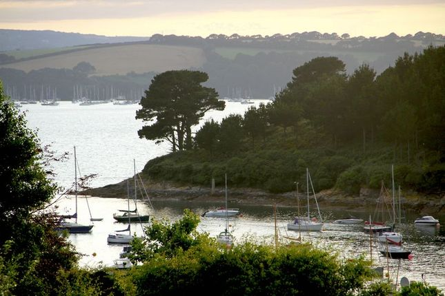5 bedroom detached house for sale in Upper Castle Road, St. Mawes, Truro