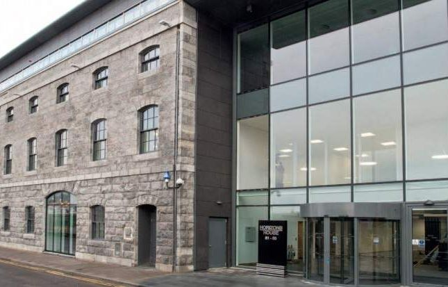 Thumbnail Office to let in Waterloo Quay, Aberdeen