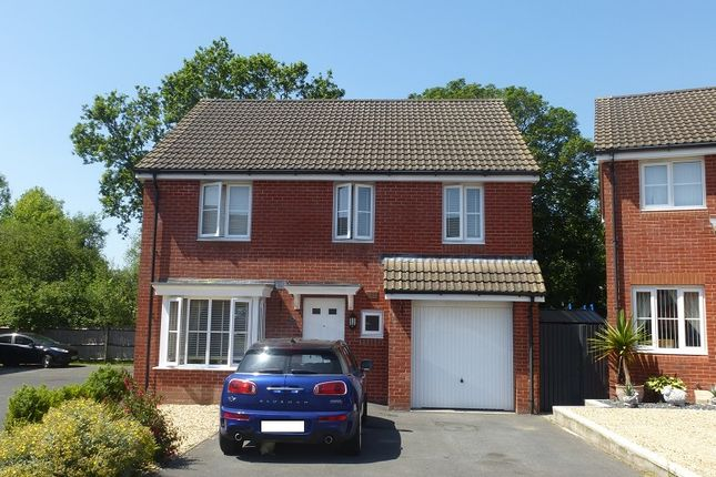 Thumbnail Detached house for sale in Dol Y Dderwen, Ammanford, Carmarthenshire.