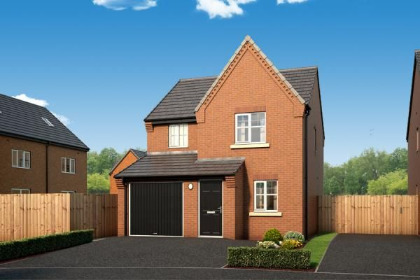 "Property for sale in ""The Staveley At Lyndon Park"" at Harwood Lane, Great Harwood, Blackburn"