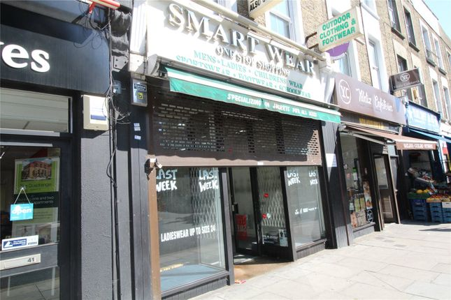 Thumbnail Retail premises to let in Junction Road, London