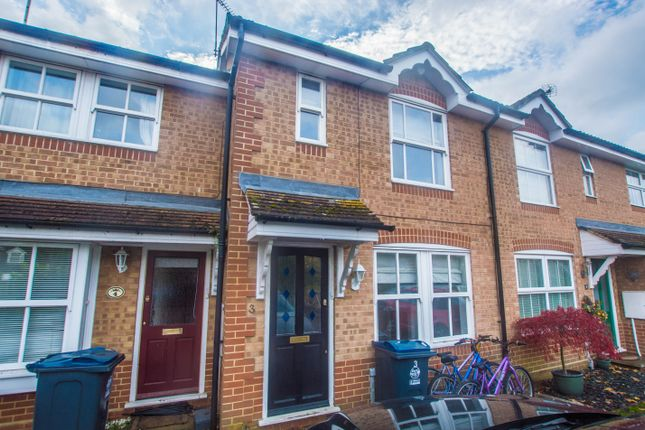 2 bed terraced house to rent in Rib Close, Standon, Ware SG11