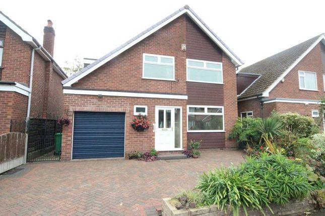 Thumbnail Detached house for sale in Moss Lane, Haydock Avenue, Sale