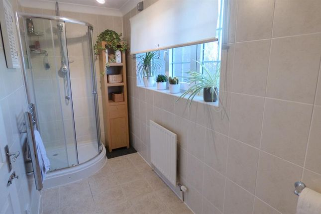 Shower Room of Alfred Smith Way, Legbourne, Louth LN11