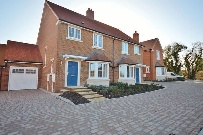 Thumbnail Semi-detached house for sale in Picts Lane, Princes Risborough