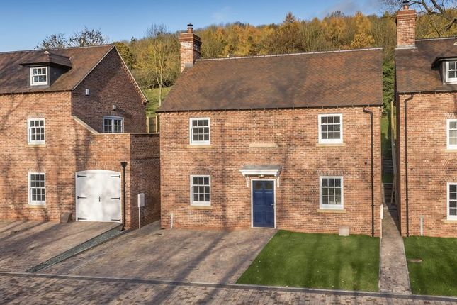 Thumbnail Detached house for sale in Henrietta Way, High Street, Coalport