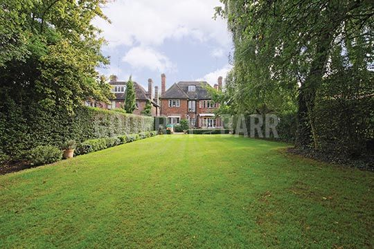 Thumbnail Detached house to rent in Kingsley Way, London