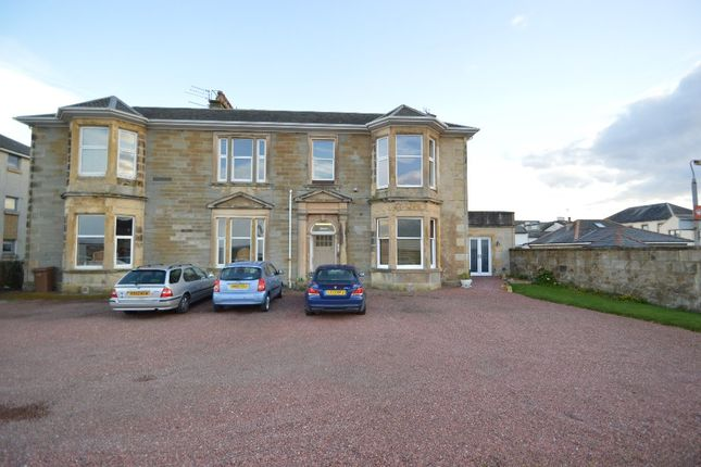 Thumbnail Flat for sale in Links Road, Prestwick, South Ayrshire