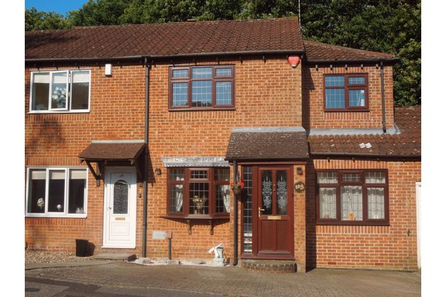 Thumbnail End terrace house for sale in Woodbury Road, Chatham