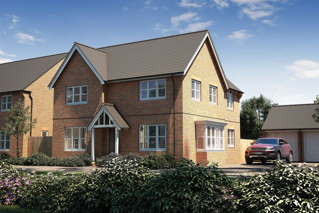 "Thumbnail Detached house for sale in ""The Astley"" at Pepper Lane, Standish, Wigan"