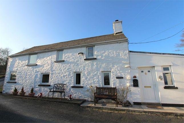 Thumbnail Land for sale in Fronfelen, Bronant, Aberystwyth, Ceredigion