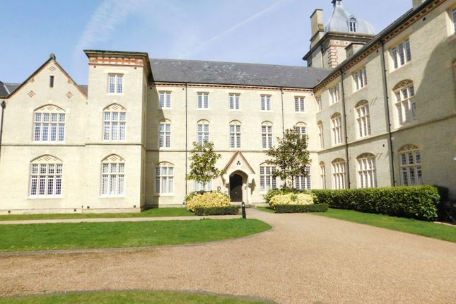 Thumbnail Flat for sale in Huntingdon Wing, Fairfield Hall, Kingsley Avenue, Fairfield, Herts