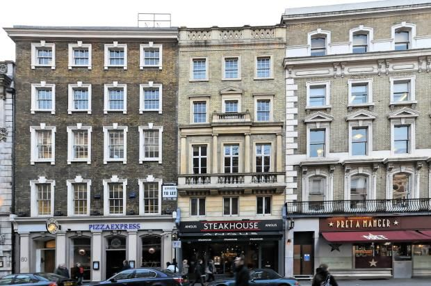 1 Bed Flat To Rent In St Martins Lane Covent Garden Wc2n