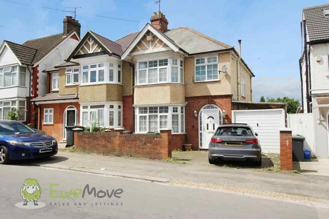 Thumbnail Semi-detached house for sale in Arundel Road, Luton