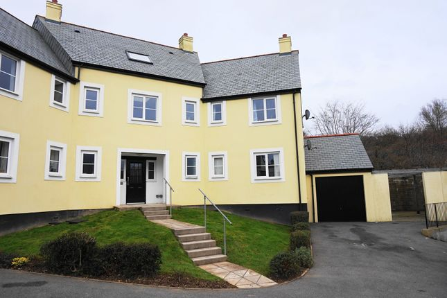 Thumbnail Flat for sale in Beechwood Parc, Truro