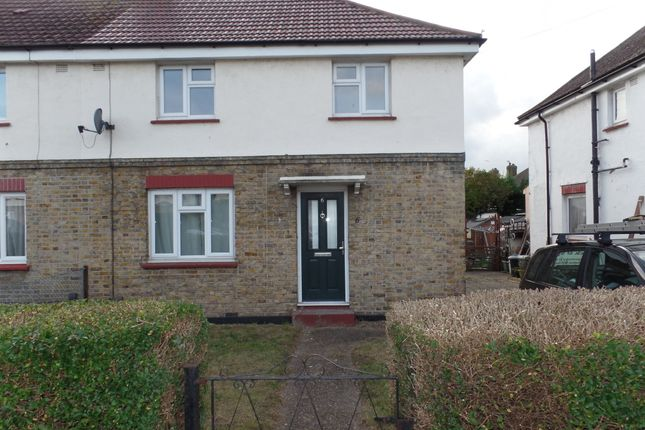 Thumbnail Semi-detached house to rent in Chesnut Avenue, West Drayton
