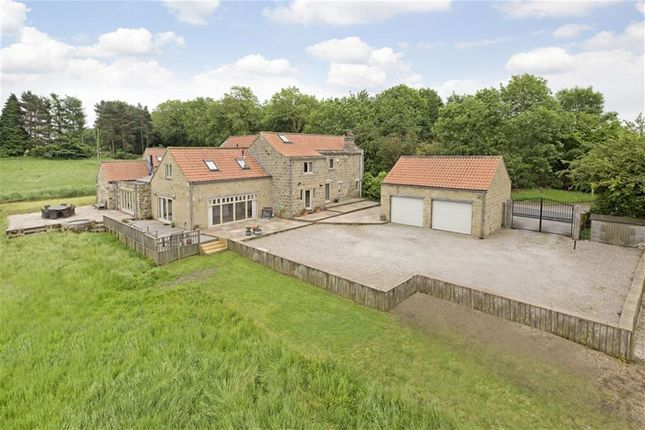 Thumbnail Barn conversion for sale in Market Flat Lane, Scotton, North Yorkshire