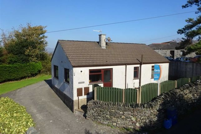 Thumbnail Detached bungalow for sale in Askew Gate Brow, Kirkby In Furness, Cumbria