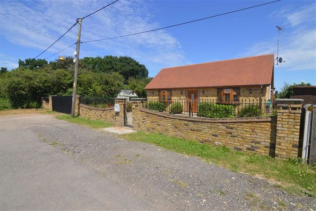 Thumbnail Detached bungalow for sale in Hertford Drive, Fobbing, Essex