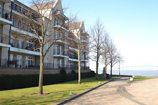 Thumbnail Flat to rent in The Boulevard, Ingress Park, Greenhithe