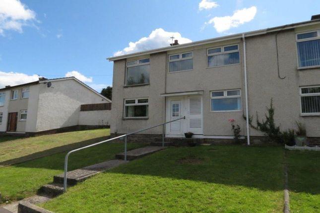 Thumbnail Semi-detached house for sale in Claggan Gardens, Dundonald, Belfast