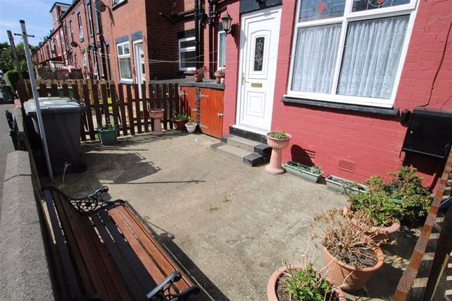 Garden: of Roseneath Terrace, Wortley, Leeds, West Yorkshire LS12