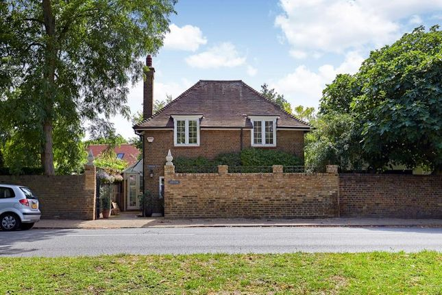 Thumbnail Detached house for sale in Upper Ham Road, Petersham, Richmond