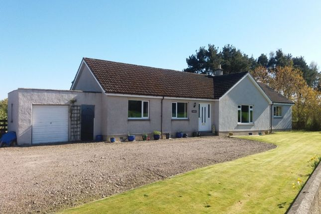 Thumbnail Bungalow for sale in Station Road, Garmouth, Fochabers