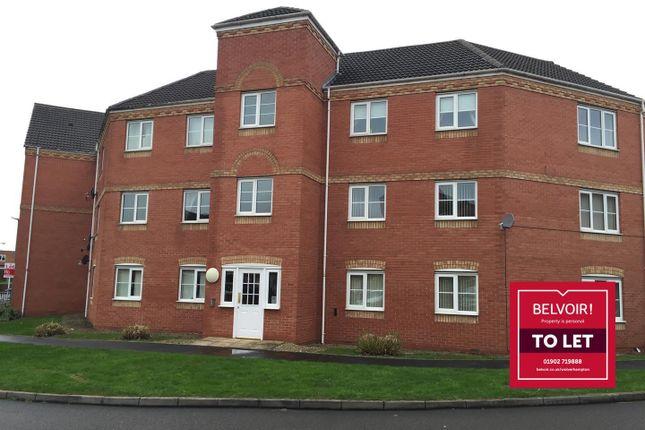 Thumbnail Flat to rent in Bedford Street, Tipton