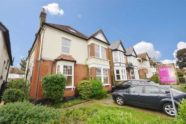 Thumbnail Flat to rent in Cossington Road, Westcliff-On-Sea, Essex