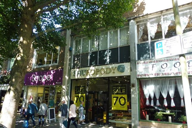 Thumbnail Commercial property to let in 74, Cornwall Street, Plymouth