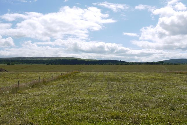 Thumbnail Land for sale in 6 Sites Lithe Lochan, Longmorn, Elgin