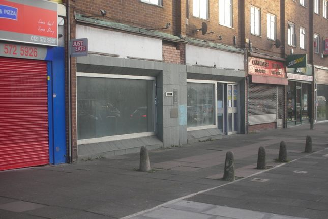 Thumbnail Retail premises to let in Coventry Road, Sheldon, Birmingham