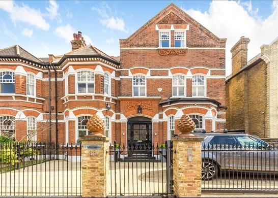 Thumbnail Semi-detached house for sale in Hendham Road, Wandsworth, London