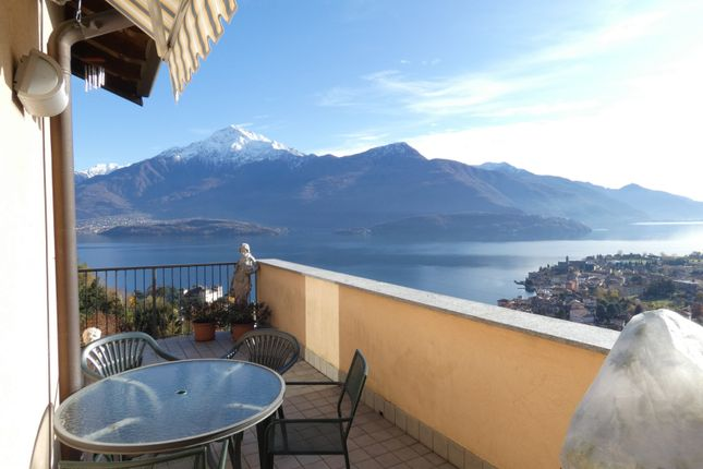 Terrace of Località Piumona, Gravedona Ed Uniti, Como, Lombardy, Italy