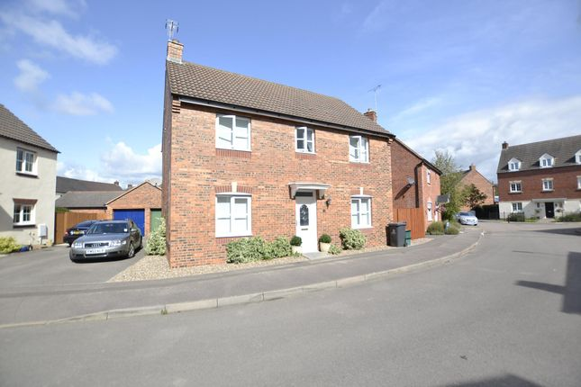 Thumbnail Detached house to rent in Quedgeley, Gloucester