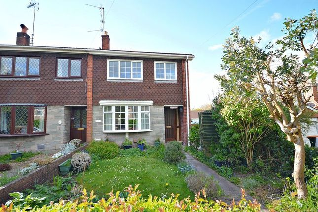 Thumbnail Terraced house to rent in Norman Street, Caerleon, Newport