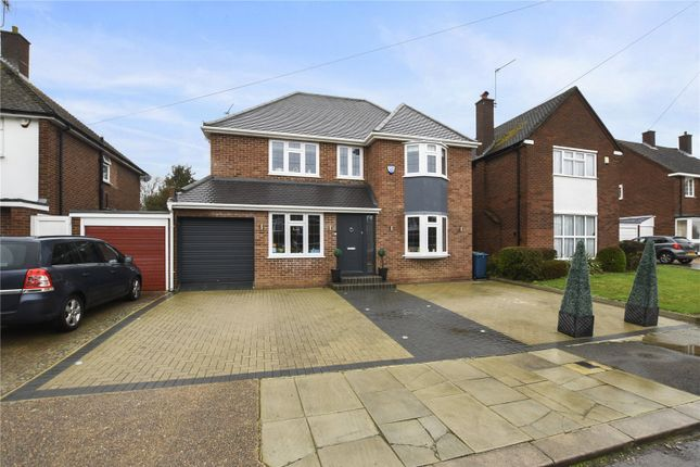 Thumbnail Detached house to rent in Buckland Rise, Pinner, Middlesex