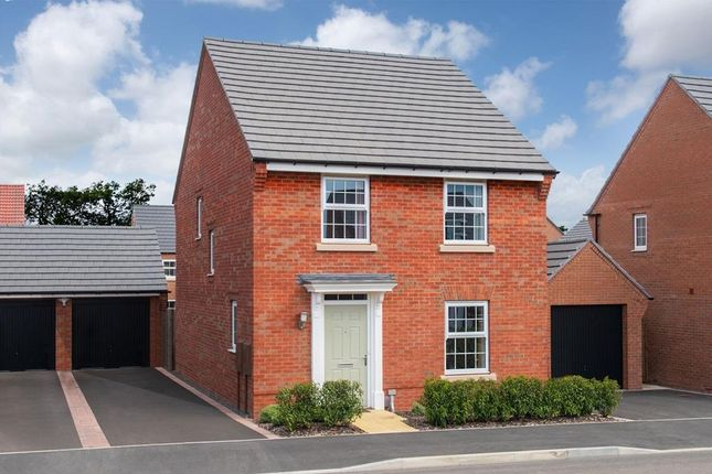 "Thumbnail Detached house for sale in ""Ingleby"" at Fleckney Road, Kibworth, Leicester"